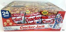 Cracker Jacks Bags Caramel Popcorn Peanuts Toys and Prizes Bulk Peanut Candy