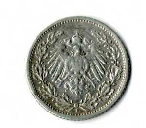 Moneda-Alemania-Imperio-aleman-medio-marco-1906-F-plata-900-silver-coin-mark
