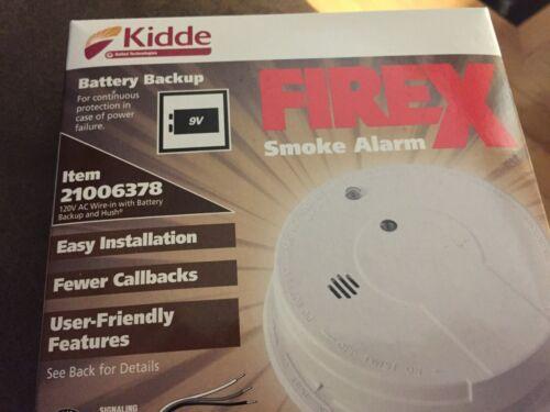 KIDDE I12040 SMOKE ALARM-8 PACK