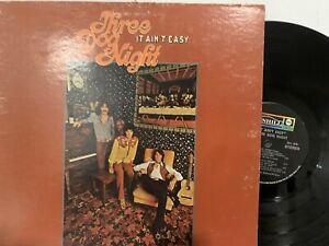 Three Dog Night – It Ain't Easy LP 1970 ABC/Dunhill Records – 50078 VG+