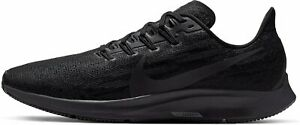 Nike-Air-Zoom-Pegasus-36-UK-6-US-7-EUR-40-Triplo-Nero-AQ2203-006