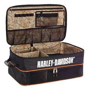 Harley Davidson Bar & Shield Travel Locker Organizer - Cedarburg, Wisconsin, United States - Harley Davidson Bar & Shield Travel Locker Organizer - Cedarburg, Wisconsin, United States