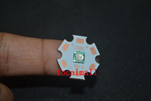 5050 UV 2-CHIP 365NM 395NM 420NM Ultraviolet LED Bulb Chip 16mm//20mm Copper Base