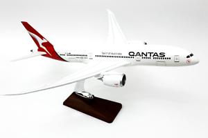 Qantas Dream Liner Boeing 787 45cm  Fiberglas Resin Aircraft Model