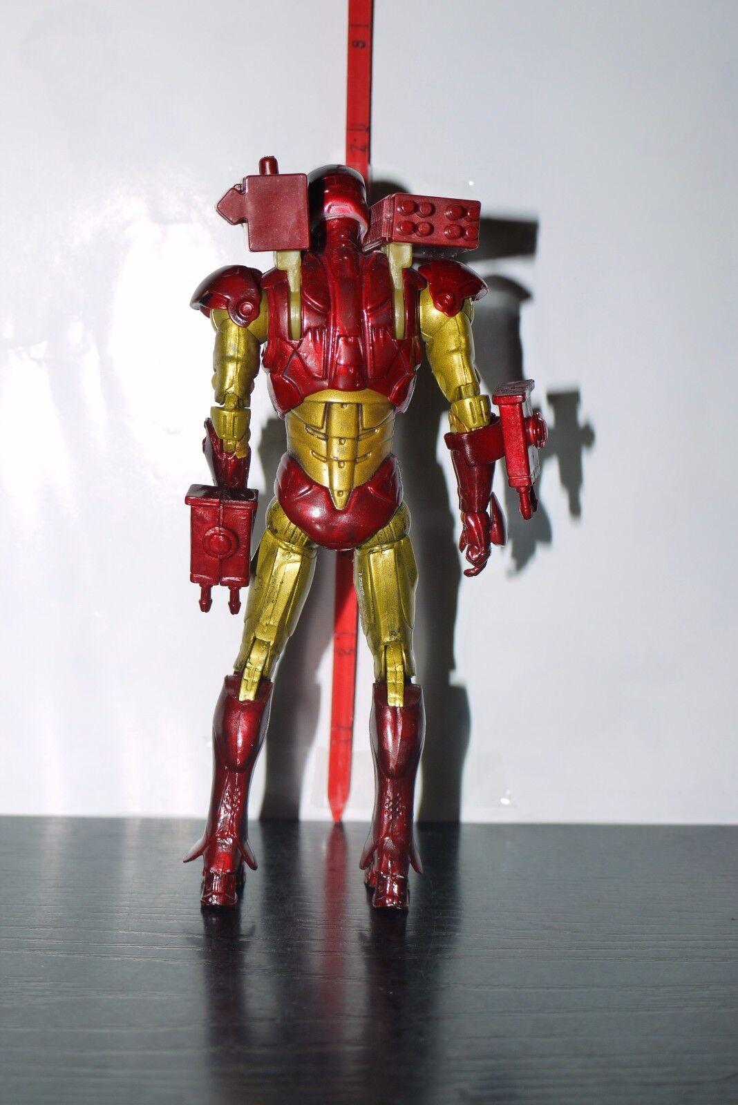 Iron Man Concept Concept Concept Series 6 Hot Zone Armor Figure Marvel Hasbro 05381a