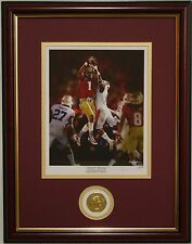"Florida State 2013 Championship ""Seminole Uprising"" framed print by Greg Gamble"
