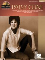 Hal Leonard Patsy Cline - Piano Play-Along Volume 87 (CD/Pkg) arranged for piano, vocal, and guitar ...