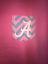 thumbnail 2 - University of Alabama Ladies Pink Sweatshirt with Printed Chevron Pocket Design