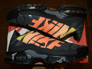 Details about Men's Nike Air Max Plus TN SE Running Training MultiColor Shoes Sneakers 12 New
