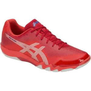 Asics-Gel-Blade-6-Hallenschuhe-Squash-Badminton-Vollevball-Schuhe-Sportschuhe