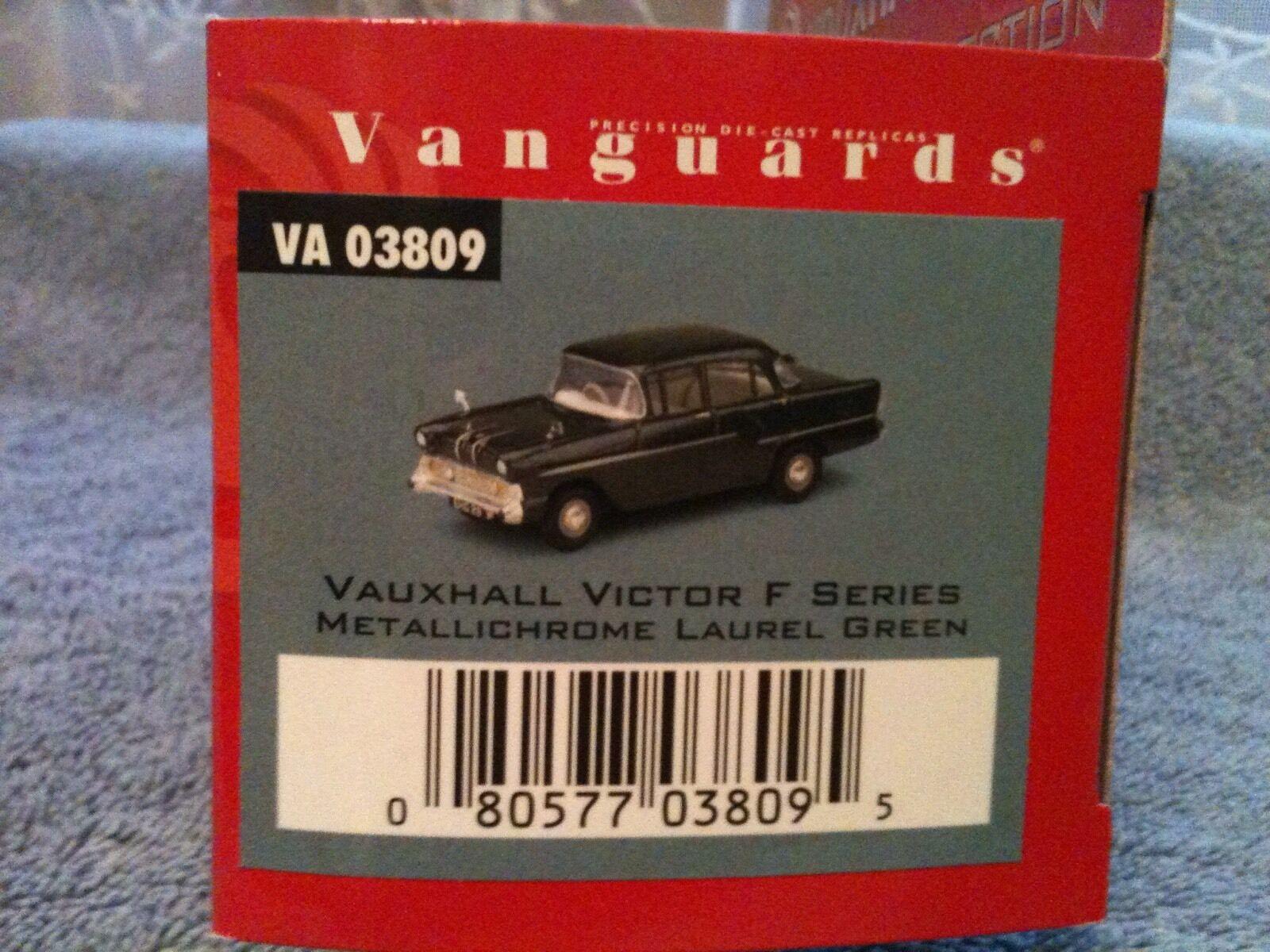 Avantgarde - 03809 vauxall victor die corgi f - serie von corgi die laurel gr  n - f1b6f3