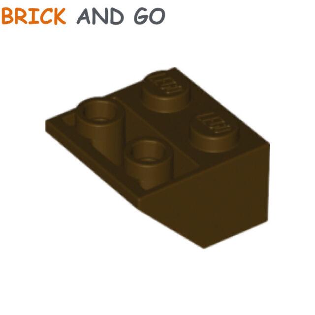 Roof Brick 2x2 Slope Inverted NEUF NEW beige, tan 4 x LEGO 3660 Brique Toit