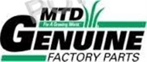 Genuino Original MTD Silenciador-Doble uso 9510616B parte   751-0616B