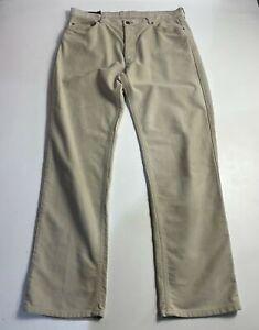 Herren Vintage Marlboro Classics Größe w38 l32 beige Casual Denim Jeans Hose