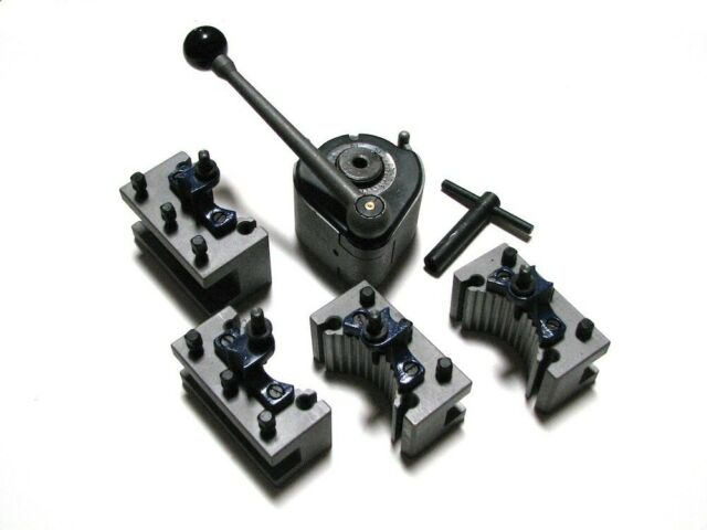 AD2090 Turning Tool Holder for A1 Multifix 40 position Multifix Tool Post