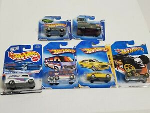 Hot Wheels Mixed Lot of Cars Truck Roadster Muscle Delivery Shuttle Mattel New