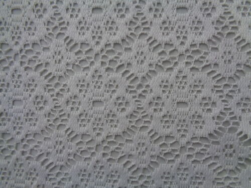 sewing dress fabric per metre Guipure lace /'Ebsworth/'