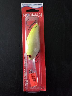 Norman Lures Silent Deep Diver 22 GDD22-133 Lavendar Shad