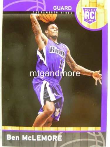 Panini NBA #142 Ben McLemore-rookie adrenalyn xl 2013//2014