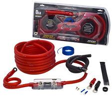 stinger 1 0 awg car audio amplifier kits brand new stinger power amplifier wiring kit 1 0 gauge 4000 series sk4201