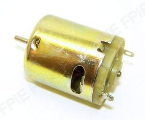 DCM-6983 0.055A 13,000 RPM Motor 6VDC
