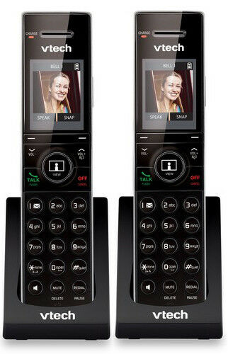 2 Pack Extra Handset VTC-IS7101 Charger  DECT 6.0  Phone New !