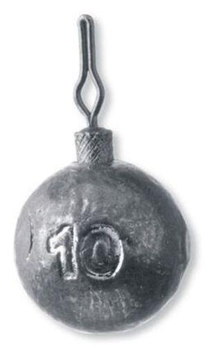 spezielles Blei CORMORAN Drop Shot Bleikugel 28.0g 2 Stk.