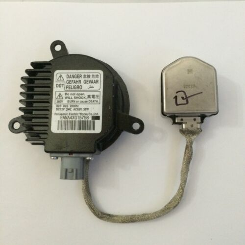 OEM Nissan Infiniti Xenon HID Headlight Ballast Control module with igniter