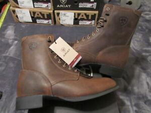 c59cc9c67be NIB Ariat® Men's Heritage Lacer Distressed Brown Boot 10001988 ROPER ...