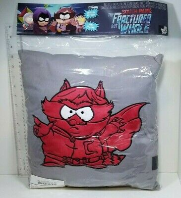 """Fart 14/"""" Throw Pillow Plush Noise NEW The Fractured But Whole South Park"""