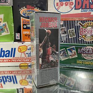 1991-92 Upper Deck NBA Locker Series Basketball Cards Box 5 of 6 Factory Sealed