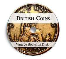 Collecting British Coins Rare Books on DVD Ancient Britain Numismatic Tokens 235