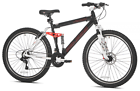 Genesis 72874 27.5 inch Mens V2100 Mountain Bike - Black