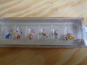TT = 1:120 Preiser 75006 schulkinder. figurines. emballage d'origine