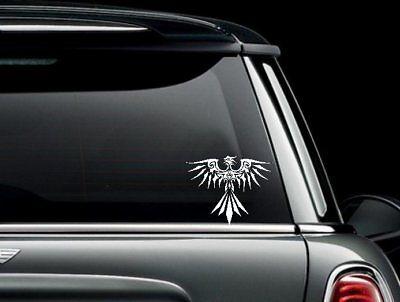 Tribal Phoenix Vinyl Car Truck Window Bumper Sticker Decal US Seller