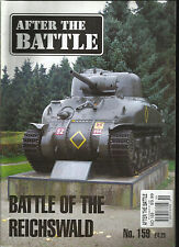 AFTER THE BATTLE MAGAZINE,  BATTLE OF THE REICHSWALD    ISSUE, 2013   NO. 159