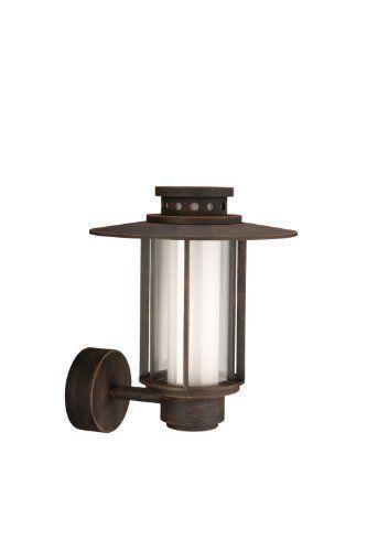 premium selection 51529 d7f63 Massive Outdoor Wall Lantern Light Lamp Porch Garden Security Lighting  Santiago