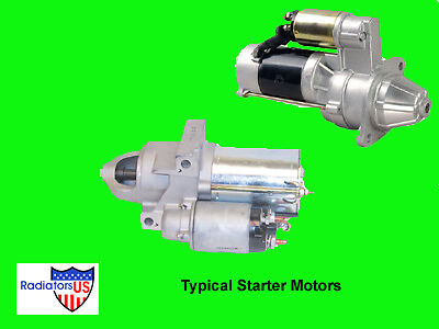 FORD F-150 PICKUP NEW STARTER MOTOR 1987 1988 1989 1990