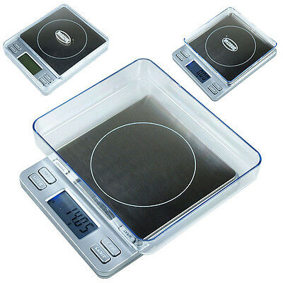 200g x 0.01g  High Precision Digital Scale for Jewlery Gold Silver & Reloading