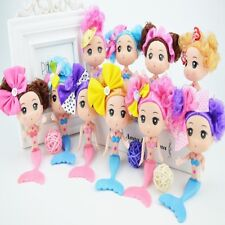 12cm Girls Little Bobby Mermaid Doll Doll/'s Birthday Salon Kids Gifts ESG/_VGCAMW