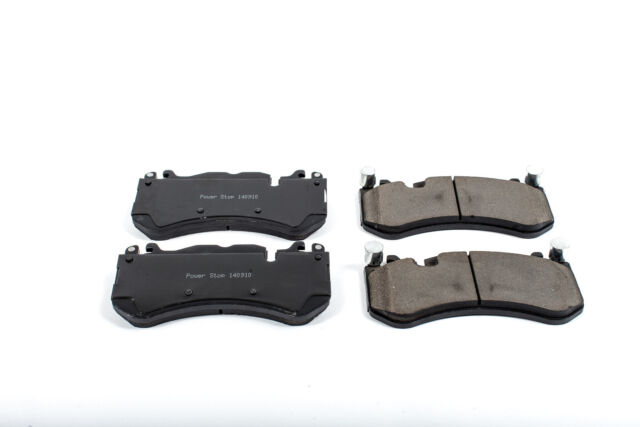 Z16 Evolution Clean Ride Brake Pads 16-1291 Power Stop Front
