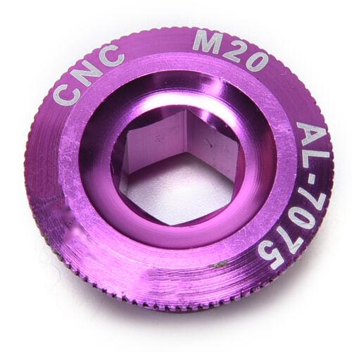 Mountain Bicycle Parts Crank Arm Screws Crankset Arm Bolt CNC for SHIMANO JG