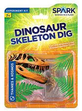 Dinosaur Skeleton Dig Thames & Kosmos Spark Science Experiment Kit
