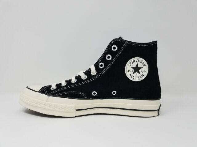 Converse Ct Hi Tops Platform Black