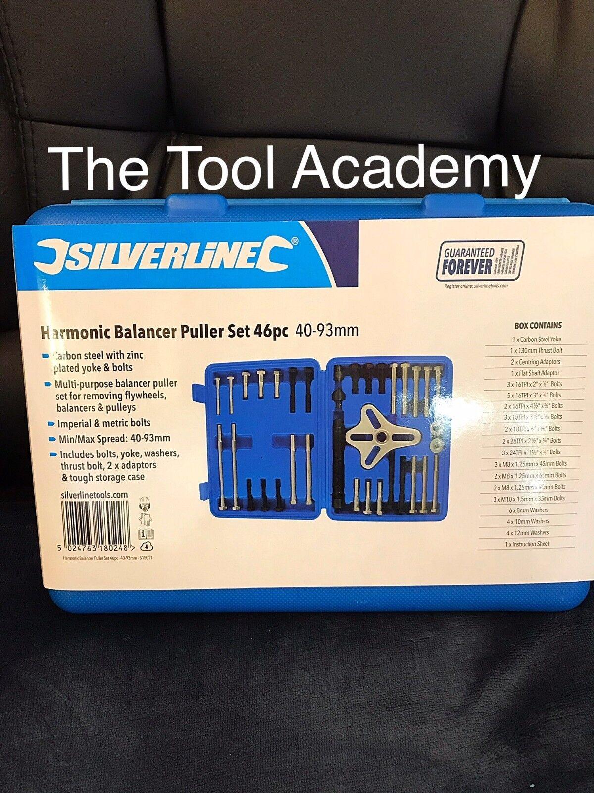 46pce Harmonic Balance Flywheel Crankshaft Gear Puller Tool Lifetime