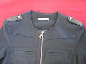 huge discount 7074f f9540 Dettagli su Patrizia Pepe giacchetto donna Tg.46