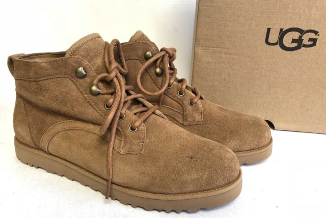 best place quality reliable quality UGG Australia Chestnut BETHANY CLASSIC SLIM SUEDE SHEEPSKIN Ankle ...