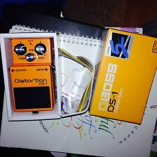 Boss DS-1 Distortion Guitar Effect Pedal (Still in package)