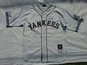 New York Black Yankees Negro League Baseball Gray Cotton Vintage ... 7b57c82bee9