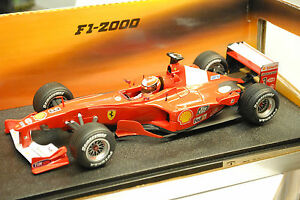 1-18eme-FERRARI-F1-MICHAEL-SCHUMACHER-2000-N-3-HOT-WHEELS-reference-26737